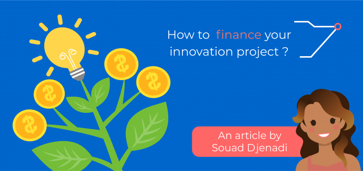How to finance innovation project - blog Dynergie