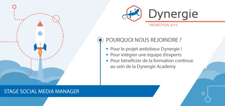 Stage « Social Media Manager » H/F