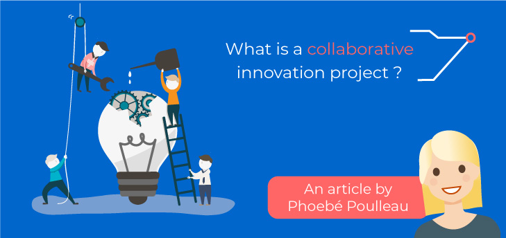 What is a collaborative innovation project?